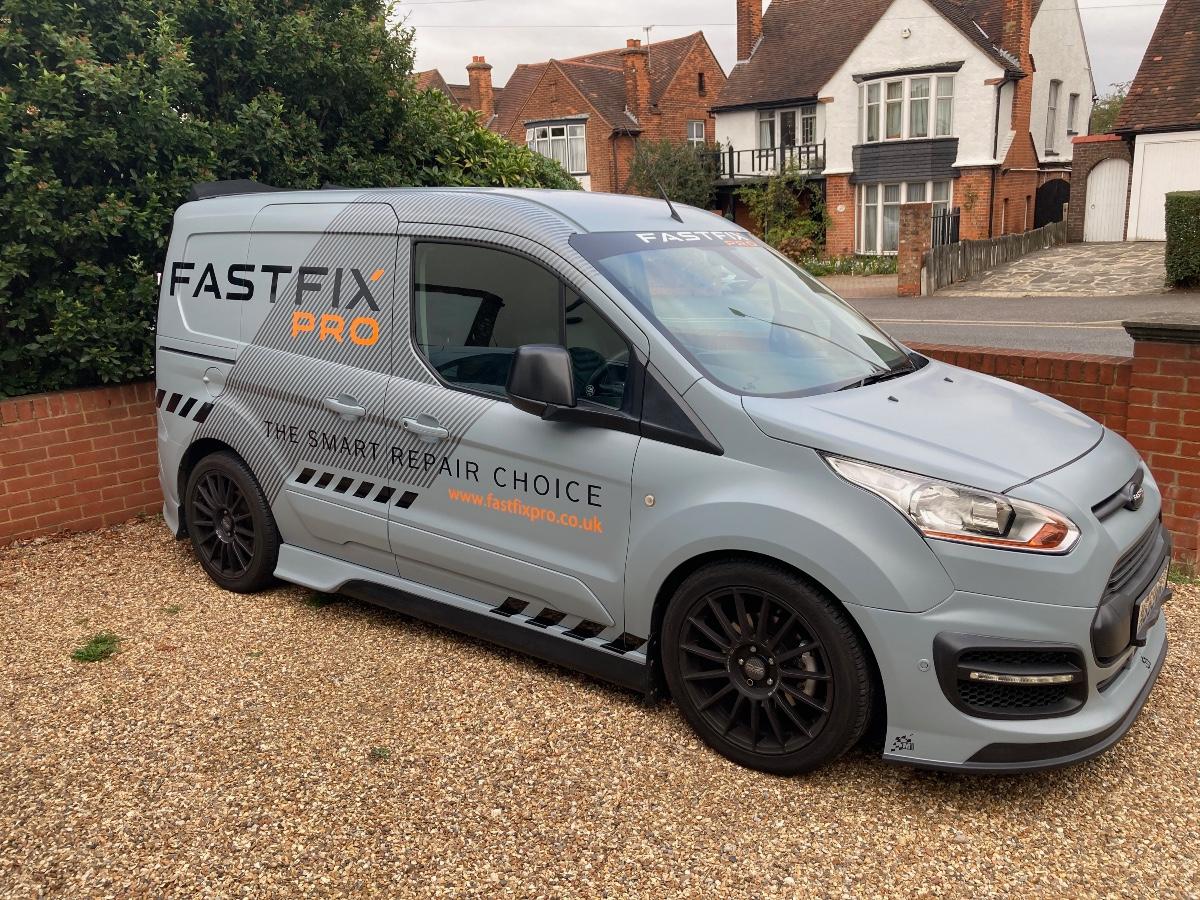 Fastfix Pro Specialist Vehicle