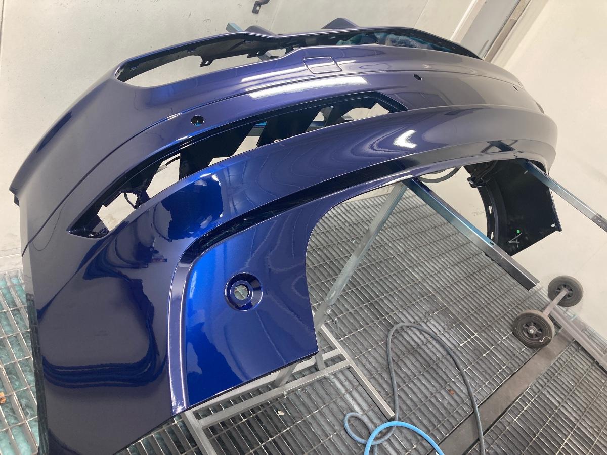 Audi Q5 rear bumper